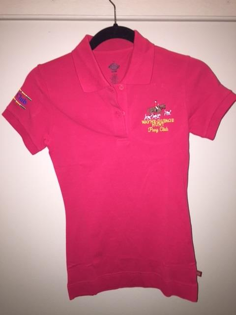 pony club polo shirt